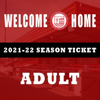 21/22 Season Ticket